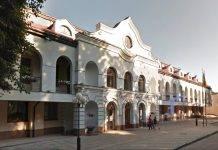 Полтавський художній музей (галерея мистецтв) на мапі м. Полтава