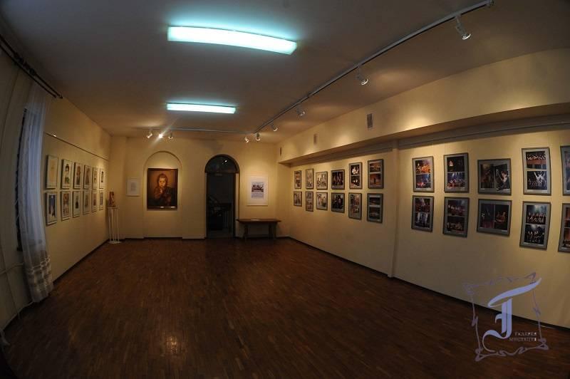 Зал ім. Саші Путрі Полтавський художній музей ім. Ярошенка