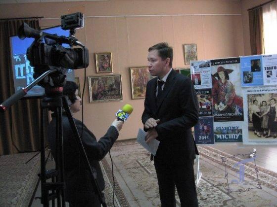 Ювілей Полтавського художнього музею