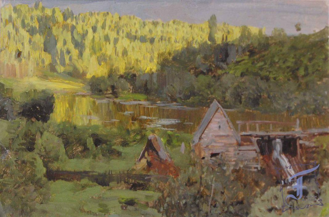 Полтавський художній музей Галерея мистецтв імені Миколи Ярошенка