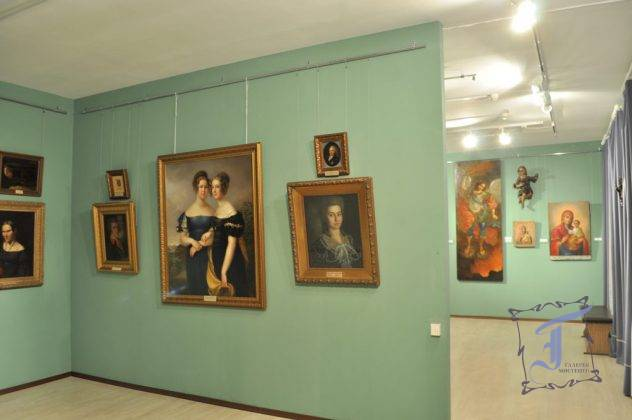 Полтавський художній музей ім. М. Ярошенка