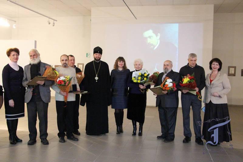 Лауреати премії імені Миколи Ярошенка 2016 року