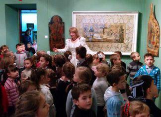 Полтавський художній музей (галерея мистецтв) ім. Миколи Ярошенка