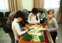 Майстер-клас з основ ткацтва і килимарства у Полтавському музеї