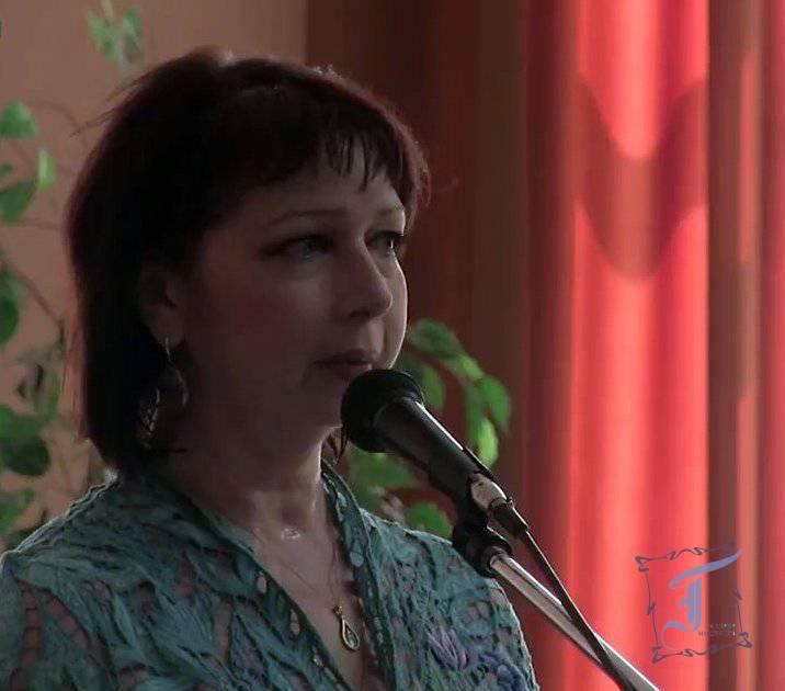 Директор музею Ольга Курчакова