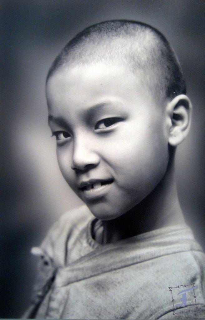 Ю. Зілінський. Маленький Будда