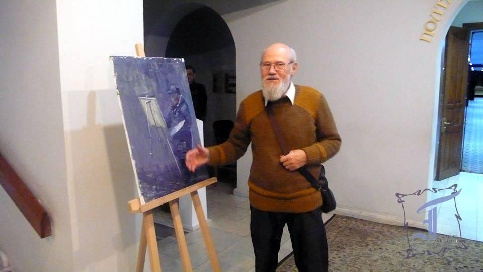 Протоієрей Микола Храпач, настоятель Свято-Покровської церкви