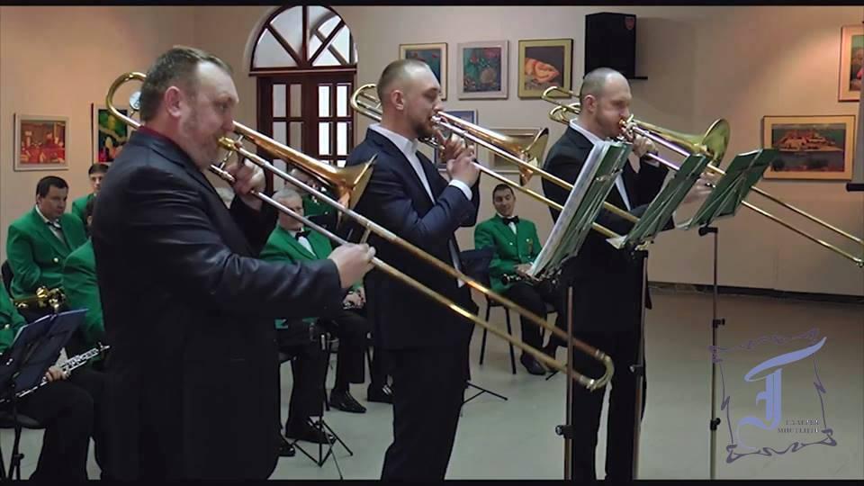 Зліва направо- Едуард Головашич, Дмитро Головашич, Данило Сидоров