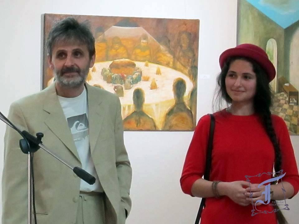 Сергій та Єлизавета Рой. Фото В. Тарасенка