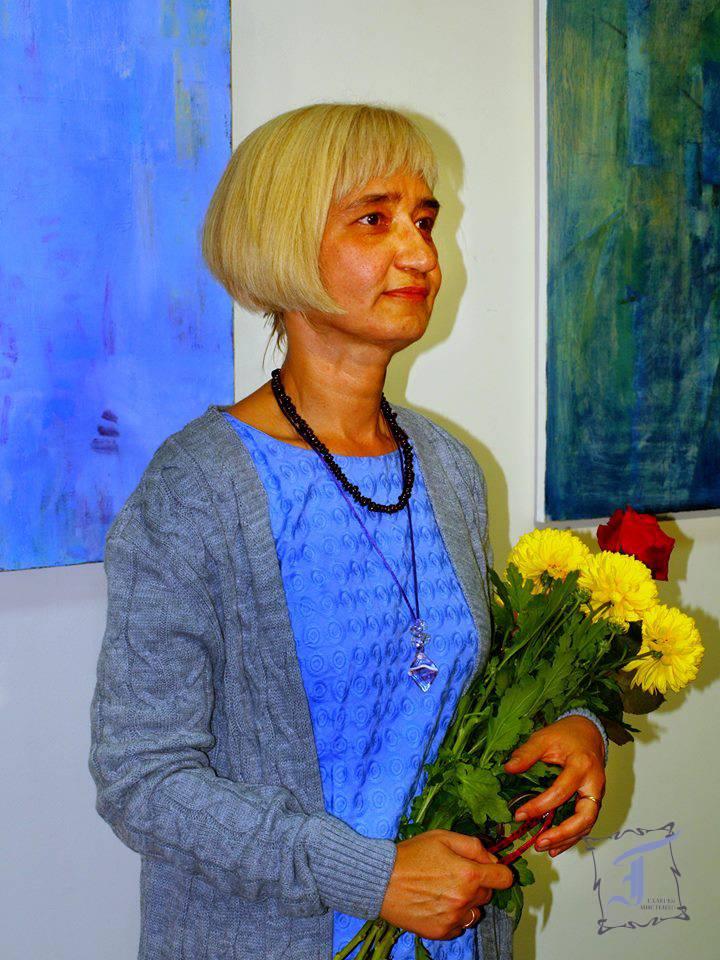 Руслана Анічина. Фото Ю. Кучерова
