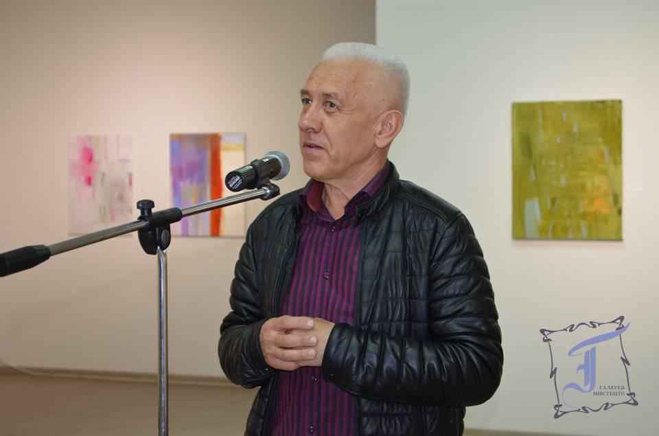 О. Петренко. Фото Ю. Кучерова