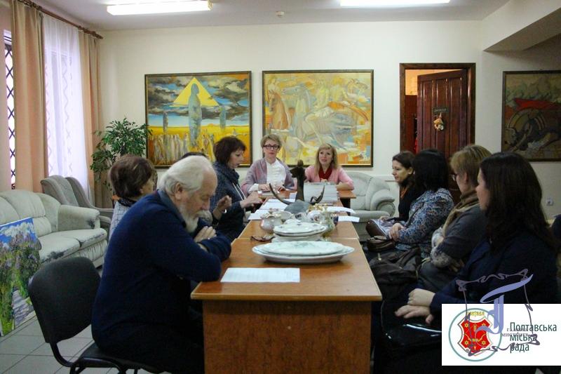 Засідання журі конкурсу. Фото прес-служби міської ради