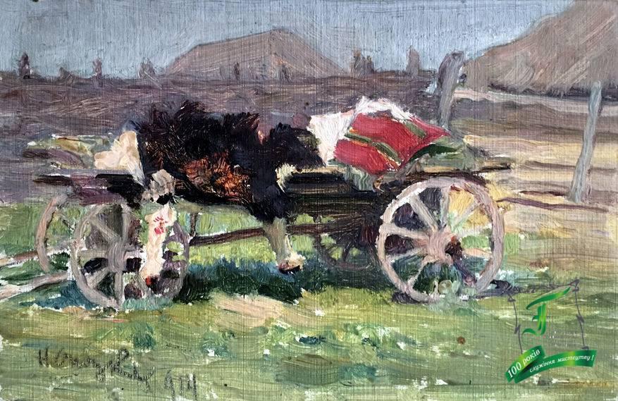 Н.Х. Онацький. Віз. 1914 р.