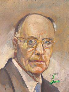 І. Орлов. Автопортрет