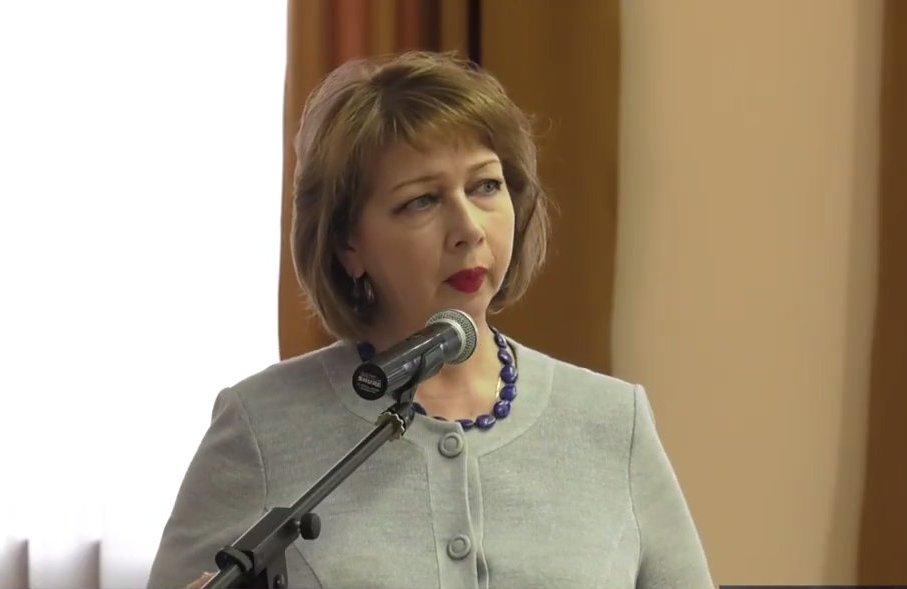 Ольга Курчакова, директорка ПХМГМ імені Миколи Ярошенка
