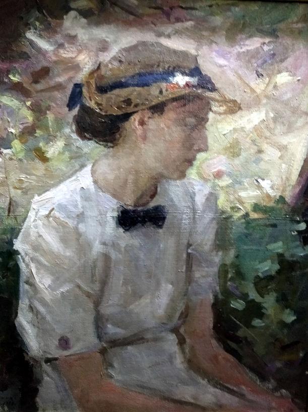 Шишко С.Ф. Жіночий портрет. 1938